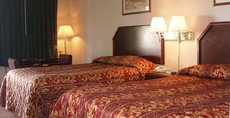 Red Carpet Inn Greensboro - Greensboro - Habitación