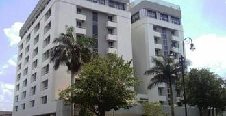 Hotel El Conquistador - Mérida - Edificio