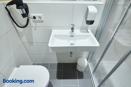 杜塞爾多夫麥克吉姆斯酒店 - 杜塞道夫 - 浴室
