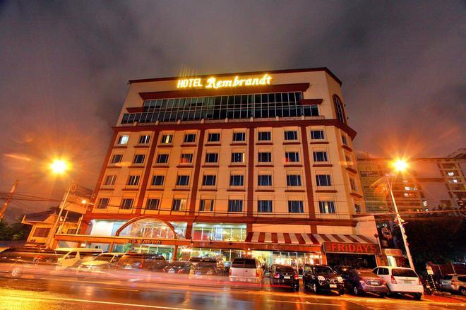 Hotel Rembrandt - Quezon City - Building