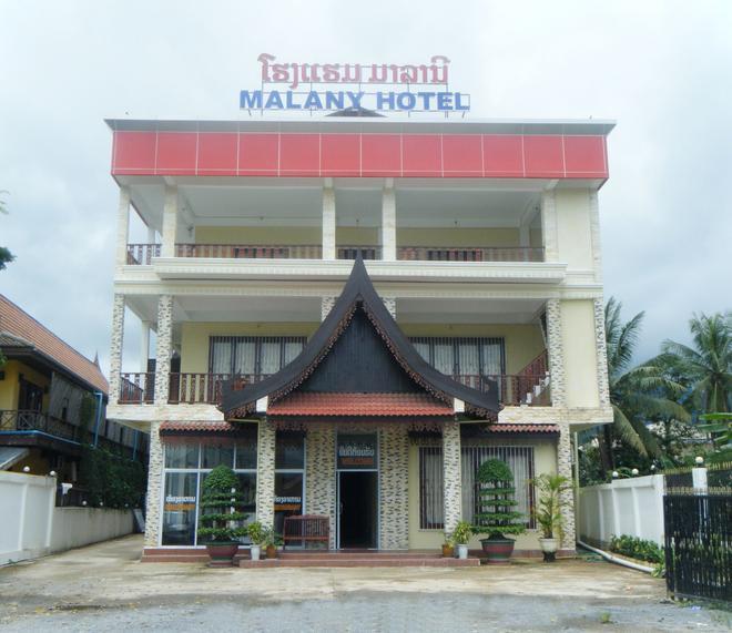 Malany Hotel - Vang Vieng - Κτίριο