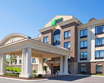 Holiday Inn Express & Suites Smyrna-Nashville Area - Smyrna - Gebouw
