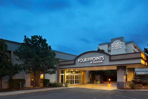 Four Points by Sheraton Chicago O'Hare Airport - Schiller Park - Building