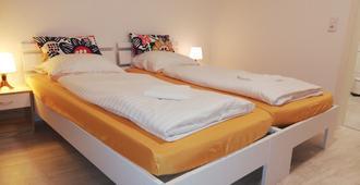 The Hostel - המבורג - חדר שינה