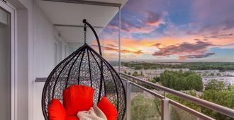 Elite Apartments Marine Cztery Oceany - Gdansk - Balcony