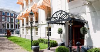 Carlton Ambassador Hotel - The Hague - Building