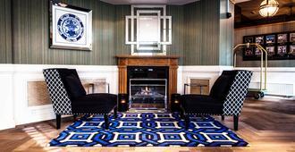 Carlton Ambassador Hotel - האג - לובי
