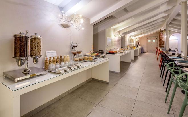 Best Western Plus Hotel Royal Superga - Cuneo - Buffet