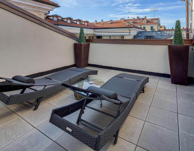 Best Western Plus Hotel Royal Superga - Cuneo - Balcony