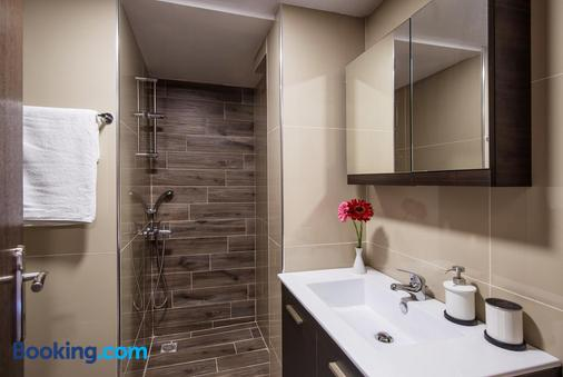 Dorian Boutique Apartments - Hersonissos - Bathroom