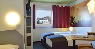 B&B Hotel Weimar - Weimar - Bedroom