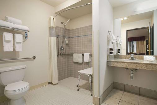 Baymont by Wyndham Seattle/Kirkland WA - Kirkland - Schlafzimmer