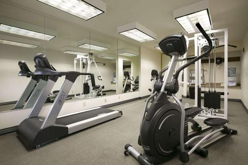 Baymont by Wyndham Seattle/Kirkland WA - Kirkland - Fitnessbereich