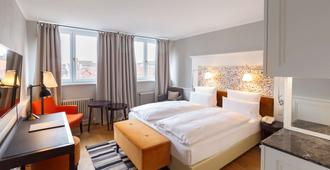 Hotel Halm Konstanz - Costanza - Camera da letto