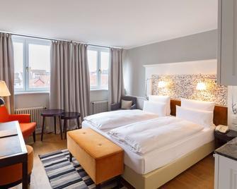 Hotel Halm Konstanz - Konstanz - Schlafzimmer