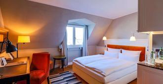 Hotel Halm Konstanz - Κωνσταντία - Κρεβατοκάμαρα