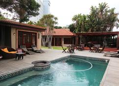 Singa Lodge - Lion Roars Hotels & Lodge - Port Elizabeth - Pool