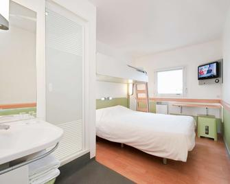 Ibis Budget Brest Sud Plougastel - Плугастель-Даула - Bedroom