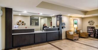 Candlewood Suites Jacksonville East Merril Road - Jacksonville - Recepção