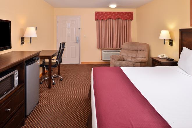 Americas Best Value Inn & Suites Bryant Little Rock - Bryant - Bedroom