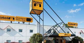 Hotelf1 Colmar Parc Des Expositions - Colmar - Edificio
