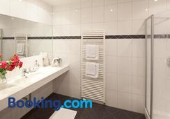 Gasthof Schwarz - Mehring (Bayern) - Bathroom
