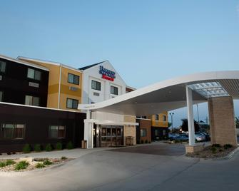 Fairfield Inn and Suites by Marriott Burlington - Бурлінгтон - Building