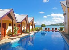 Moorings Hotel - Port Vila - Pool