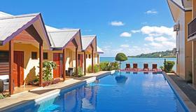 Moorings Hotel - Port Vila - Pool