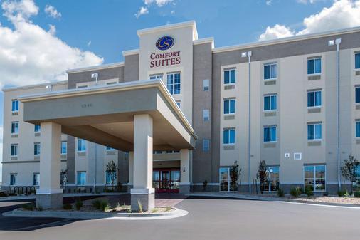 Comfort Suites Denver Intl Airport - Denver - Building