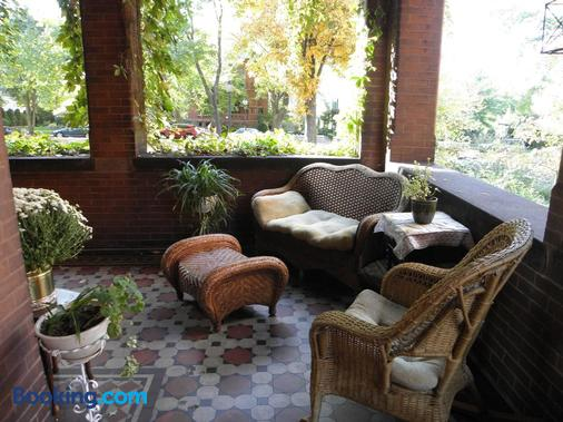 Lehmann House Bed & Breakfast - St. Louis - Balcony