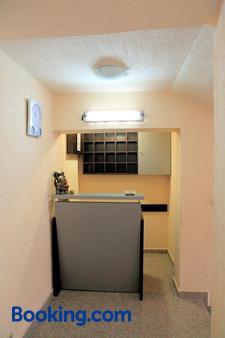 Guest Rooms Vais - Sandanski - Front desk