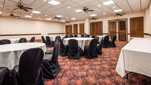 聖地牙哥老城哈希恩達貝斯特韋斯特酒店 - 聖地牙哥 - 聖地亞哥 - 宴會廳