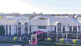帕威林酒店 - 基督城 - 基督城 - 建築