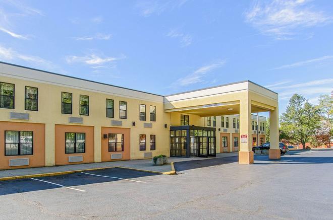 Quality Inn Middleboro-Plymouth - Middleboro - Edificio