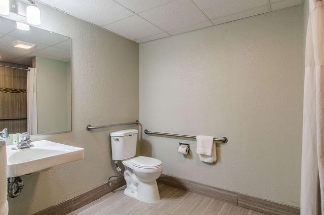 Quality Inn Middleboro-Plymouth - Middleboro - Baño