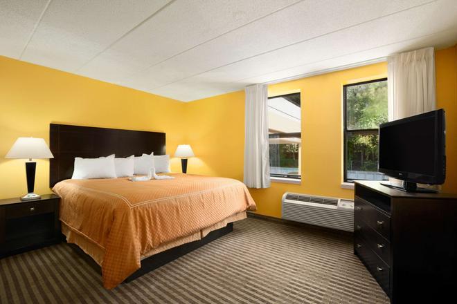Quality Inn Middleboro-Plymouth - Middleboro - Habitación