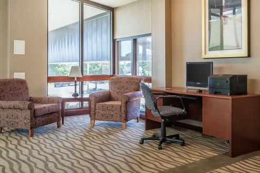 Comfort Inn - Hall of Fame - Canton - Liikekeskus