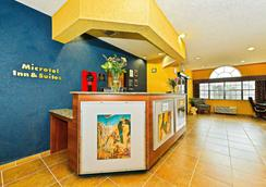 Microtel Inn & Suites by Wyndham New Braunfels - New Braunfels - Lobby
