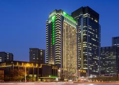 Holiday Inn Hotel & Suites Tianjin Downtown - Tianjin - Building