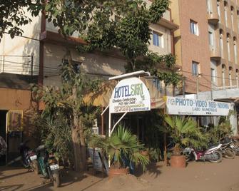 Hotel Sigri - Ouagadougou - Gebäude