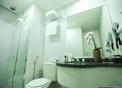 Blue Tree Towers Analia Franco Tatuape - Sao Paulo - Bathroom