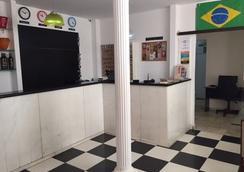 Copa Hostel - Río de Janeiro - Recepción