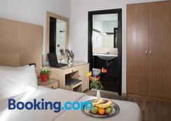 埃里奧酒店 - 雅典 - 雅典 - 臥室