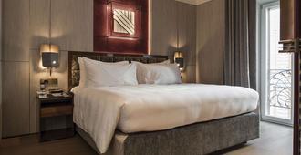 Fendi Private Suites - Rome - Bedroom