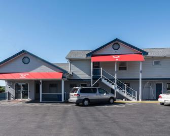 Econo Lodge - Rutland - Edificio