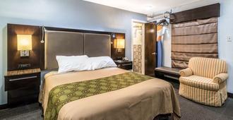 Econo Lodge - Rutland - Bedroom