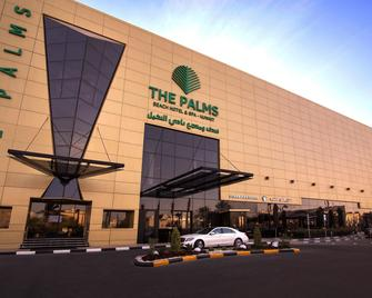 The Palms Beach Hotel And Spa - Salmiya - Building