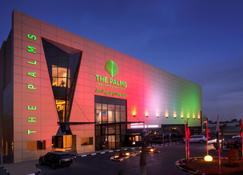 The Palms Beach Hotel And Spa - Salmiya - Bina