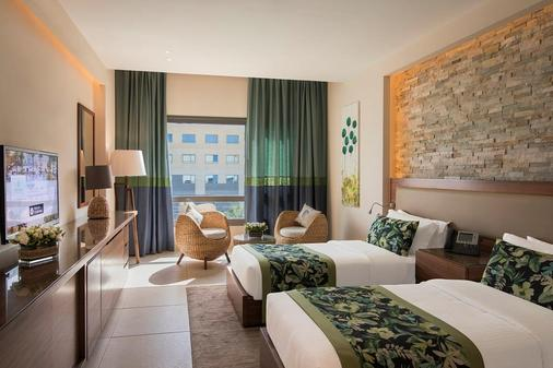 The Palms Beach Hotel And Spa - Salmiya - Bedroom